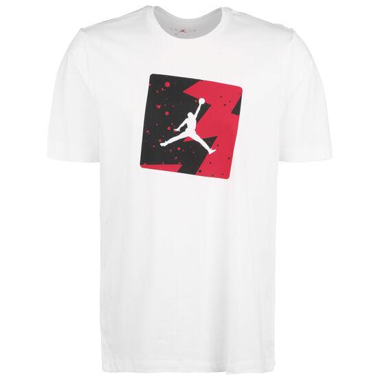 Jordan Poolside T-Shirt Herren, weiß / rot, zoom bei OUTFITTER Online