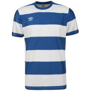 Triumph Fußballtrikot Herren, blau / weiß, zoom bei OUTFITTER Online
