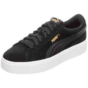 Vikky Stacked SD Sneaker Damen, schwarz / weiß, zoom bei OUTFITTER Online