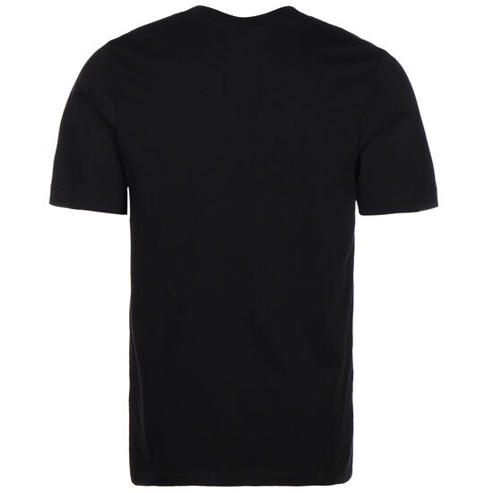 Just Do It T-Shirt Herren, schwarz / gelb, zoom bei OUTFITTER Online