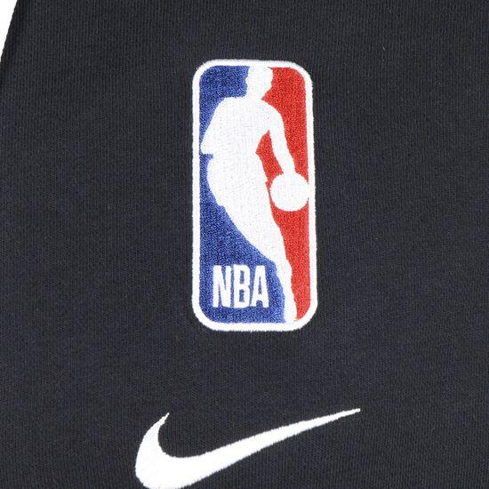 NBA Courtside Kapuzenpullover Herren, schwarz, zoom bei OUTFITTER Online