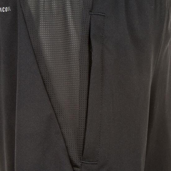 Equip Knit Trainingsshort Kinder, schwarz / weiß, zoom bei OUTFITTER Online