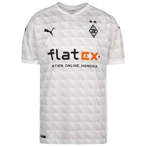 Borussia Mönchengladbach Trikot Home 2020/2021 Herren, weiß / grau, zoom bei OUTFITTER Online