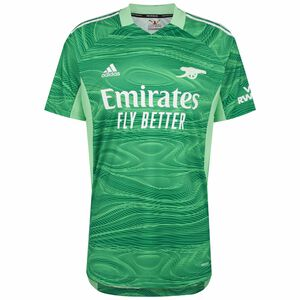 FC Arsenal Torwarttrikot Home 2021/2022 Herren, grün / weiß, zoom bei OUTFITTER Online