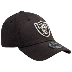 39Thirty NFL Heather Essential Oakland Raiders Cap, schwarz / weiß, zoom bei OUTFITTER Online