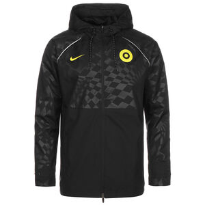 FC Chelsea AWF Graphic Kapuzenjacke Herren, schwarz / gelb, zoom bei OUTFITTER Online