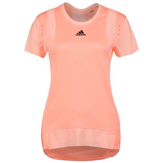 .RDY Trainingsshirt Damen, rosa / neonrot, zoom bei OUTFITTER Online