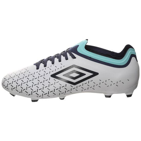 Velocita V Premier FG Fußballschuh Herren, weiß / blau, zoom bei OUTFITTER Online