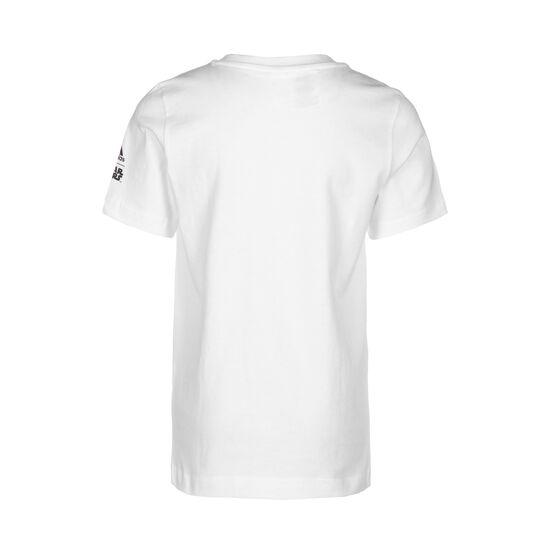 Star Wars Lockup T-Shirt Kinder, weiß, zoom bei OUTFITTER Online