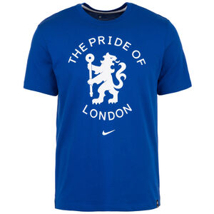 FC Chelsea Story Tell T-Shirt Herren, blau / weiß, zoom bei OUTFITTER Online