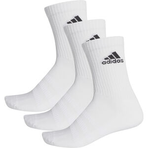 Cushioned Crew 3er-Pack Socken Herren, weiß / schwarz, zoom bei OUTFITTER Online