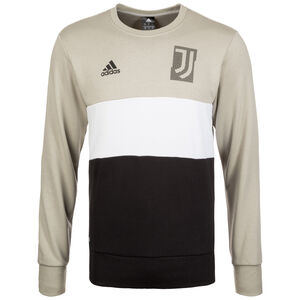 Juventus Turin Graphic Sweatshirt Herren, Beige, zoom bei OUTFITTER Online
