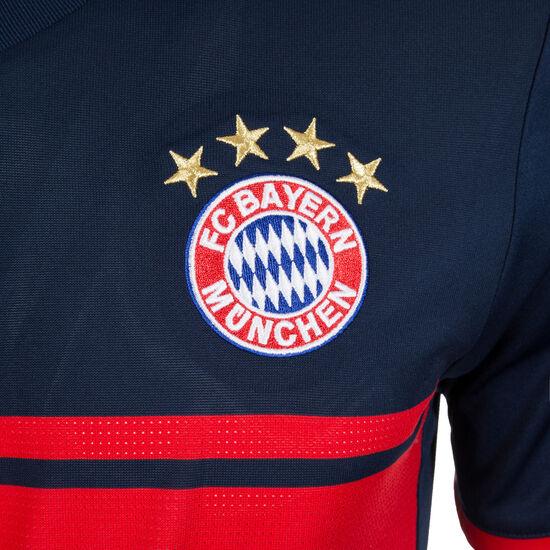 FC Bayern München Trikot Away 2017/2018 Herren, Blau, zoom bei OUTFITTER Online