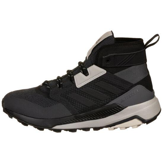 Terrex Trailmaker Mid Trail Laufschuh Herren, schwarz / grau, zoom bei OUTFITTER Online