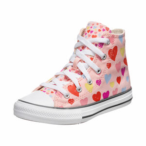 Chuck Taylor All Star Sneaker Kinder, altrosa / bunt, zoom bei OUTFITTER Online