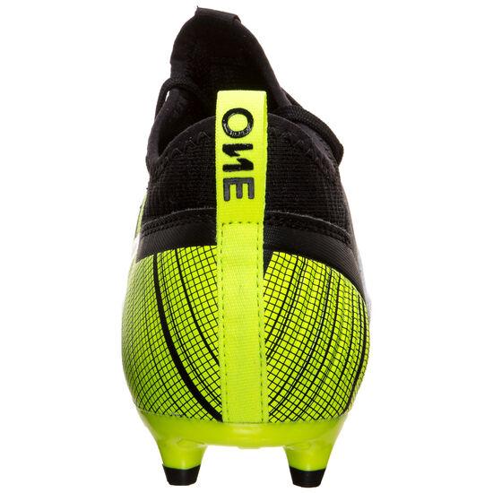 ONE 5.3 FG/AG Fußballschuh Herren, weiß / neongelb, zoom bei OUTFITTER Online