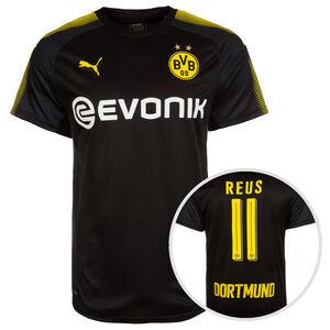 Borussia Dortmund Trikot Away Reus 2017/2018 Herren, Schwarz, zoom bei OUTFITTER Online