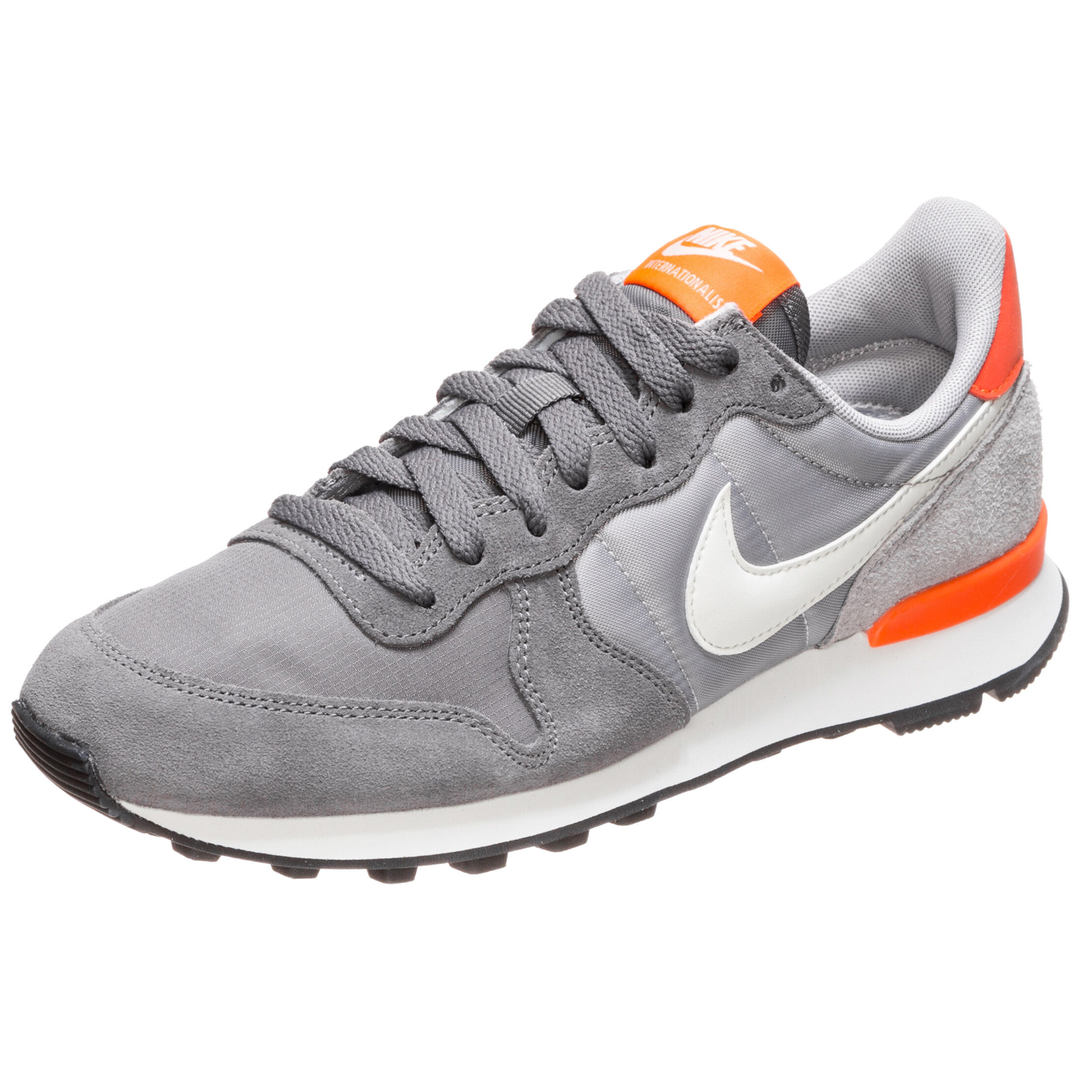 buy popular b12bd 1e909 new arrivals nike internationalist w schuhe iron white brown 28bcf b4027   canada internationalist sneaker damen grau weiß zoom bei outfitter online  db706 ...