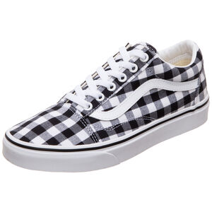 Old Skool Sneaker Damen, schwarz / weiß, zoom bei OUTFITTER Online