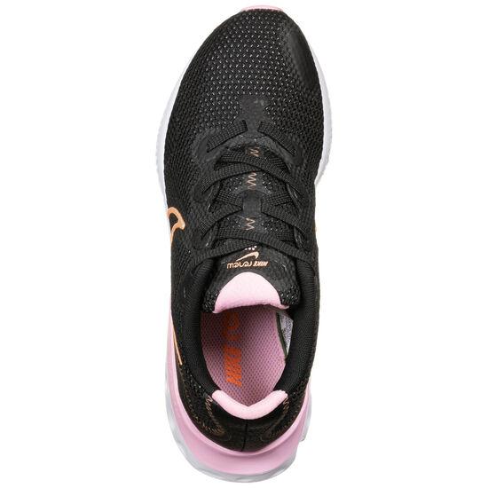 Renew Run Laufschuh Damen, schwarz / orange, zoom bei OUTFITTER Online
