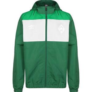 SV Werder Bremen Block Windbreaker Herren, grün / weiß, zoom bei OUTFITTER Online