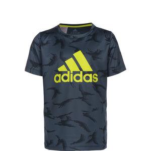 Designed To Move Trainingsshirt Kinder, blau / dunkelblau, zoom bei OUTFITTER Online