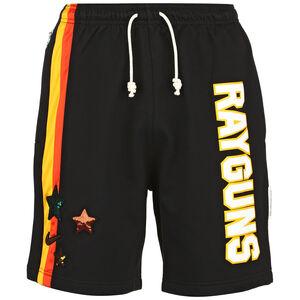 Rayguns Premium Basketballshorts Herren, schwarz / orange, zoom bei OUTFITTER Online