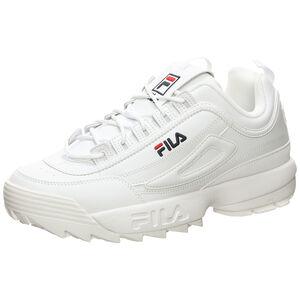 Heritage Disruptor Low Sneaker Herren, weiß / schwarz, zoom bei OUTFITTER Online