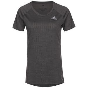 Runner Laufshirt Damen, grau, zoom bei OUTFITTER Online