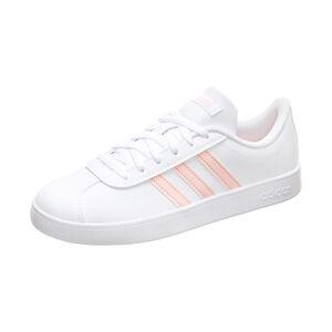 VL Court 2.0 Sneaker Kinder, weiß / schwarz, zoom bei OUTFITTER Online