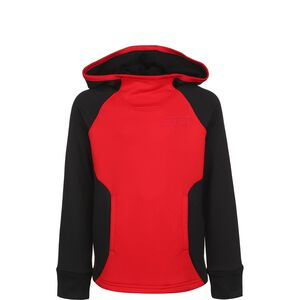 SC30 Baseline Hoodie Kinder, schwarz / rot, zoom bei OUTFITTER Online