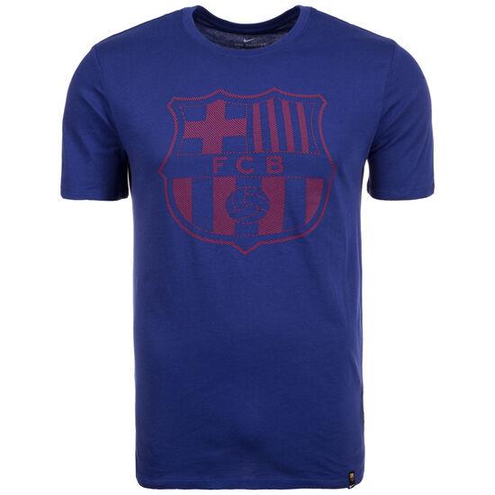 FC Barcelona T-Shirt Herren, dunkelblau, zoom bei OUTFITTER Online