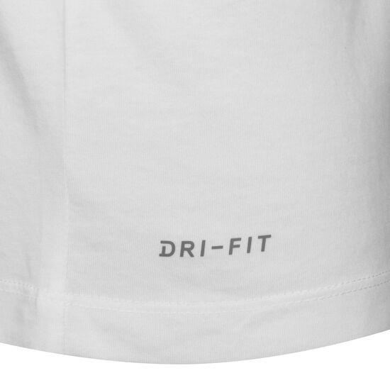 Jordan Fly Crew T-Shirt Herren, weiß / schwarz, zoom bei OUTFITTER Online