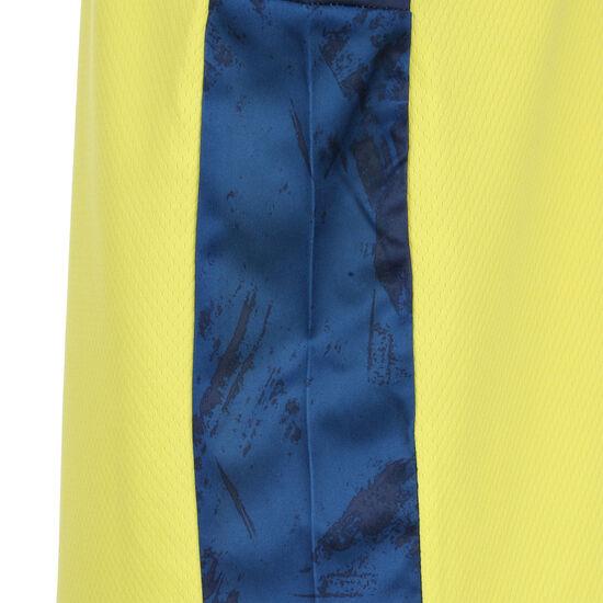 AdiPro 20 Torwarttrikot Kinder, gelb / blau, zoom bei OUTFITTER Online