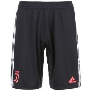 Juventus Turin Trainingsshort Herren, schwarz / weiß, zoom bei OUTFITTER Online