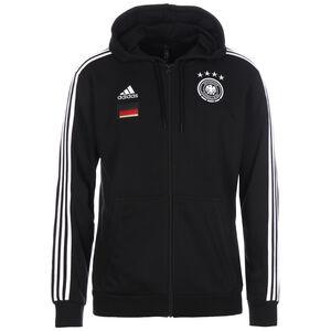 DFB Kapuzenjacke EM 2021 Herren, schwarz / weiß, zoom bei OUTFITTER Online
