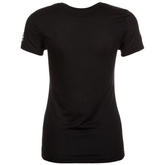 CrossFit Forging Elite Fitness Trainingsshirt Damen, schwarz / weiß, zoom bei OUTFITTER Online