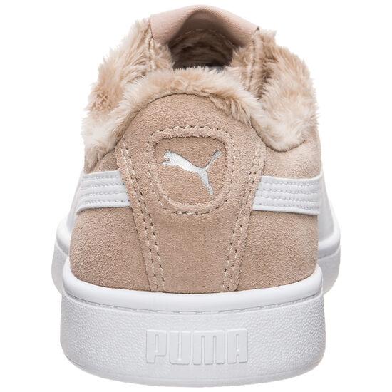 Vikky v2 Fur Sneaker Damen, beige / weiß, zoom bei OUTFITTER Online