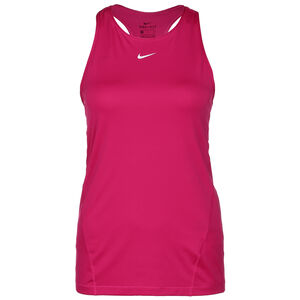 Pro All Over Mesh Trainingstank Damen, pink / weiß, zoom bei OUTFITTER Online