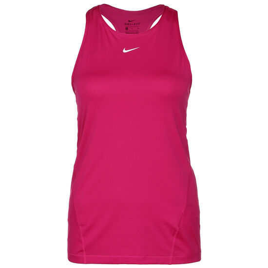 Pro All Over Mesh Trainingstank Damen, pink / weiß, zoom bei OUTFITTER Online