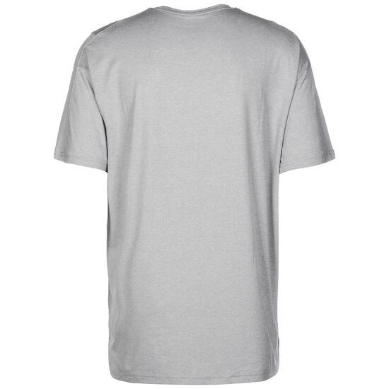 Dry GFX Trainingsshirt Herren, grau / dunkelgrau, zoom bei OUTFITTER Online