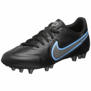 Tiempo Legend 9 Academy AG Fußballschuh Herren, schwarz / blau, zoom bei OUTFITTER Online