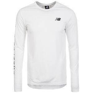 247 Sport Longsleeve Shirt Herren, weiß, zoom bei OUTFITTER Online