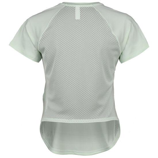 Sport Hi-Lo Trainingsshirt Damen, hellblau, zoom bei OUTFITTER Online