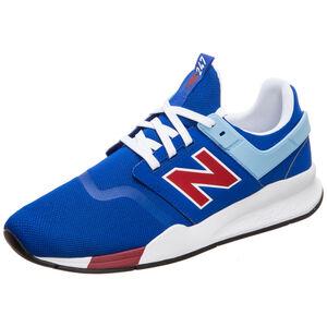 MS247-D Sneaker Herren, blau / rot, zoom bei OUTFITTER Online