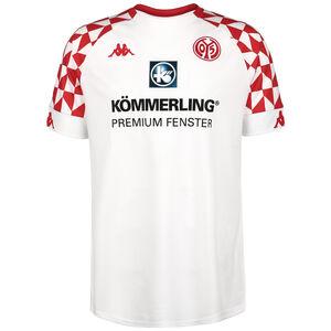 1. FSV Mainz 05 Trikot Away 2020/2021 Herren, weiß / rot, zoom bei OUTFITTER Online