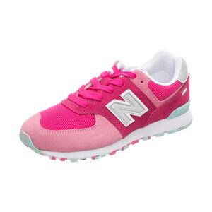 GC574-M Sneaker Kinder, hellgrau / weiß, zoom bei OUTFITTER Online