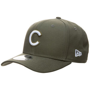 9FIFTY MLB Curved Chicago Cubs Cap, Grün, zoom bei OUTFITTER Online
