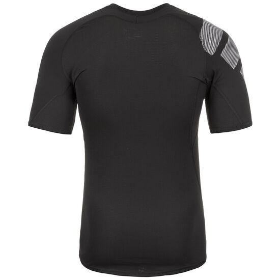 Alphaskin Badge of Sport Trainingsshirt Herren, schwarz, zoom bei OUTFITTER Online