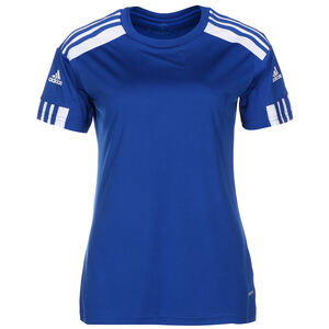 Squadra 21 Fußballtrikot Damen, blau / weiß, zoom bei OUTFITTER Online